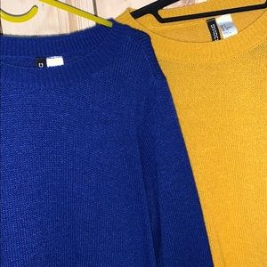 H&M Knitted Long Sleeve Bundle